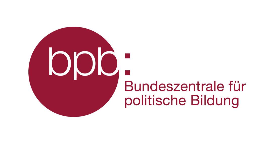 Logo Bundeszentrale für politische Bildung (bpb), Quelle: bpb.de