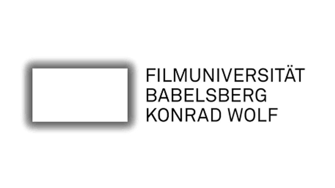 Logo Filmuniversität Babelsberg, Quelle: filmuniversitaet.de